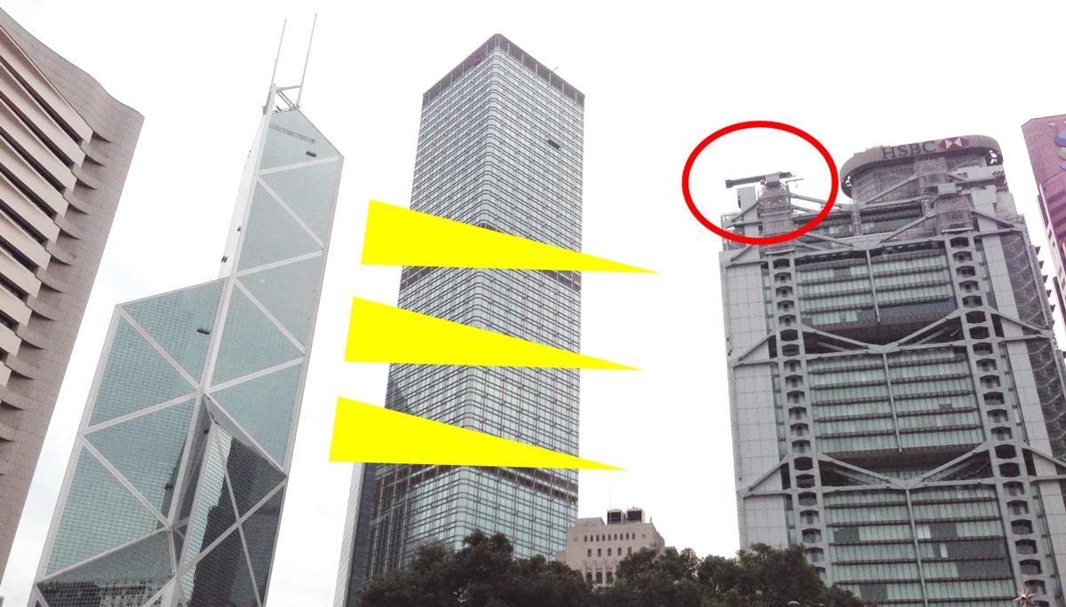 香港風水戦争