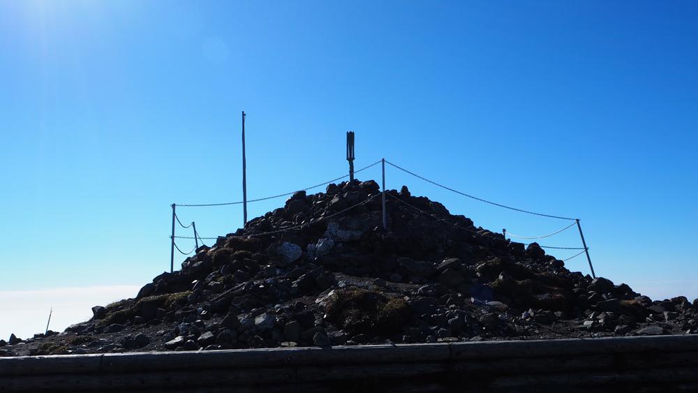 鹿児島 高千穂峰(登山)。